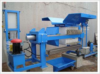 Filtre press